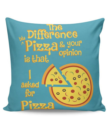 Pizza Cushion Cover Online India