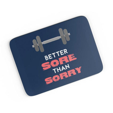 Gym Rule #1 A4 Mousepad Online India
