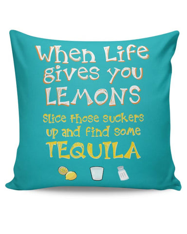 Lemons Cushion Cover Online India