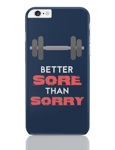 Gym Rule #1 iPhone 6 Plus / 6S Plus Covers Cases Online India
