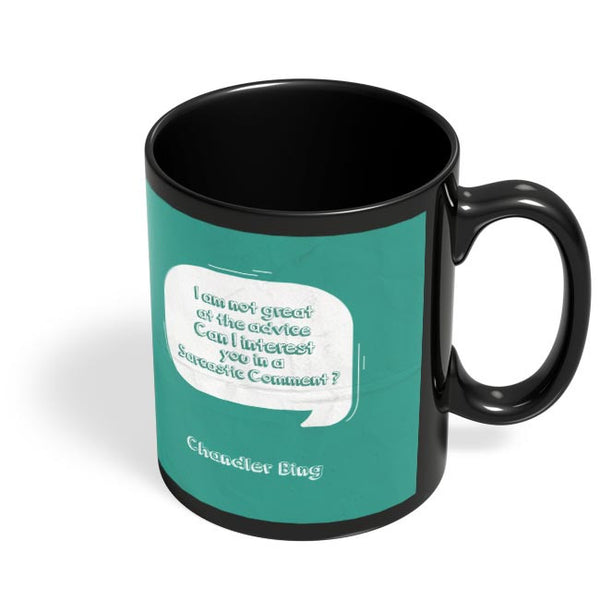 Friends Black Coffee Mug Online India