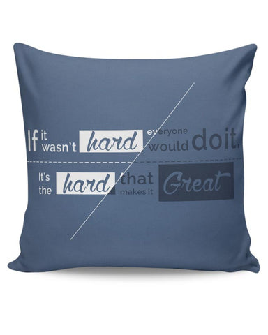 Startup Motivation Cushion Cover Online India
