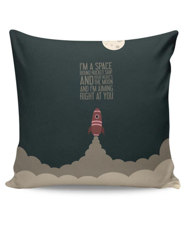 Eminem Space Bound Cushion Cover Online India