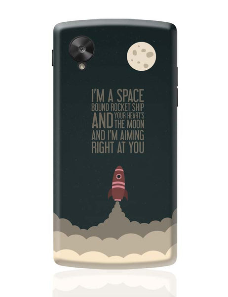 Eminem Space Bound Google Nexus 5 Covers Cases Online India