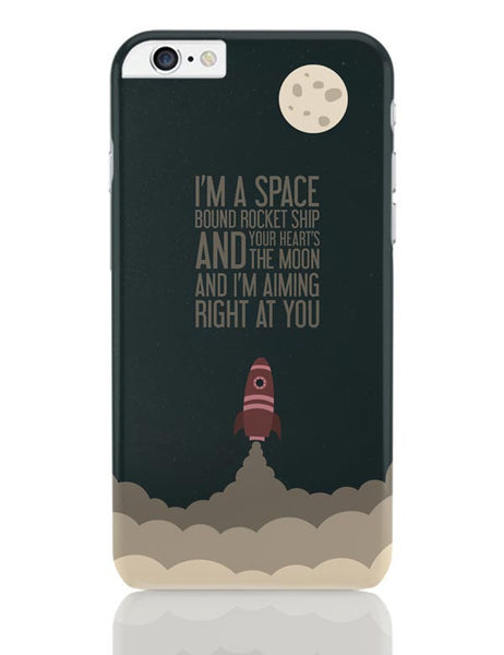 Eminem Space Bound iPhone 6 Plus / 6S Plus Covers Cases Online India