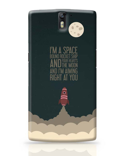 Eminem Space Bound OnePlus One Covers Cases Online India