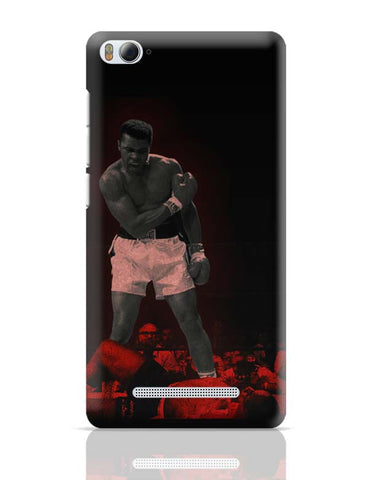 Muhammad Ali Xiaomi Mi 4i Covers Cases Online India