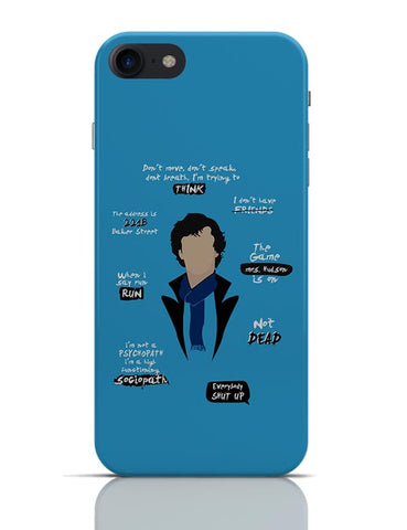 Sherlock iPhone 7 Covers Cases Online India