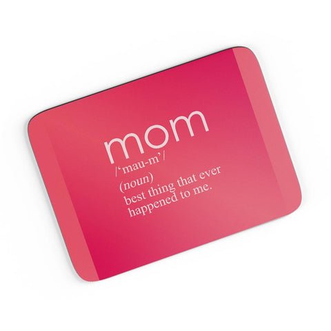 Mom In The Dictionary A4 Mousepad Online India