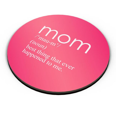 PosterGuy | Mom In The Dictionary Fridge Magnet Online India by Virtual Paintings