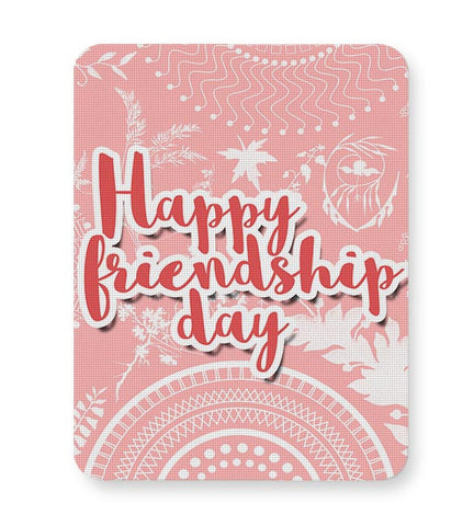 Friendship Day Special Mousepad Online India