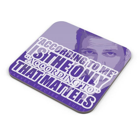 Harvey Specter Quote Coaster Online India