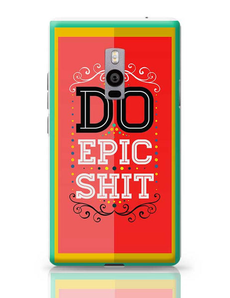 DoEpicShit OnePlus Two Covers Cases Online India