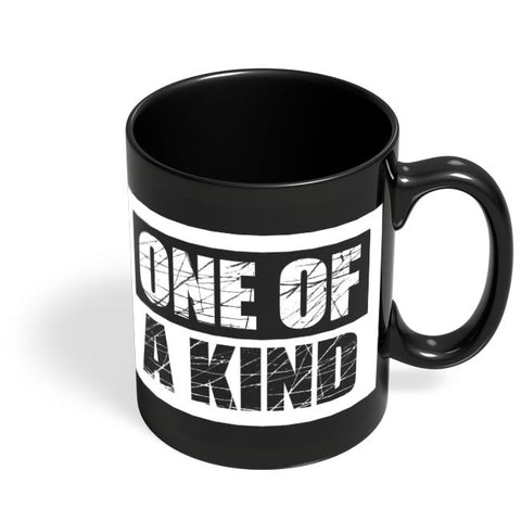 One of a kind Black Coffee Mug Online India