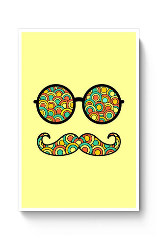 Retro Hipster Poster Online India