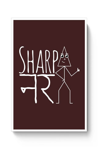 Buy Sharp-Nar Poster