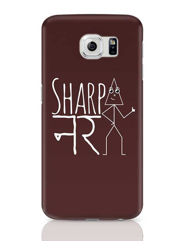 Sharp-Nar Samsung Galaxy S6 Covers Cases Online India