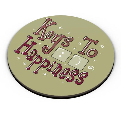 Keys To Happiness Fridge Magnet Online India