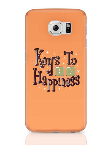 Keys To Happiness Samsung Galaxy S6 Covers Cases Online India