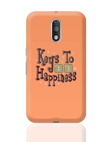 Keys To Happiness Moto G4 Plus Online India