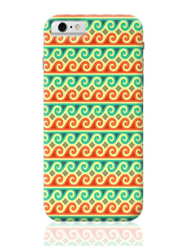 Wavy Pattern iPhone 6 / 6S Covers Cases