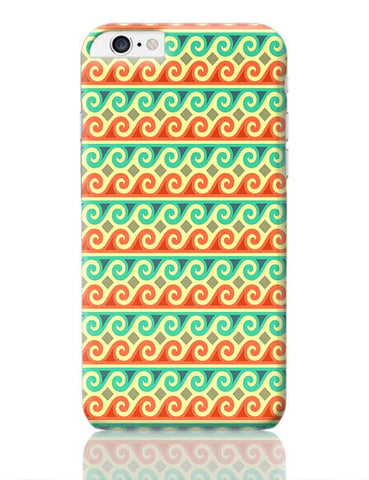 Wavy Pattern iPhone 6 Plus / 6S Plus Covers Cases Online India