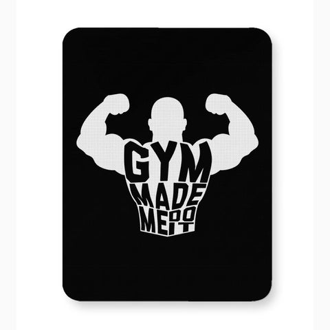 Gym Made Me Do It Mousepad Online India