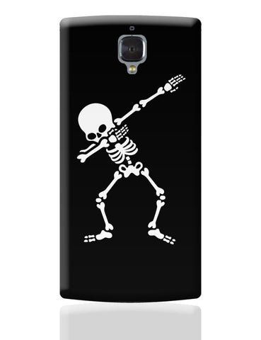 Skeleton Dab OnePlus 3 Covers Cases Online India