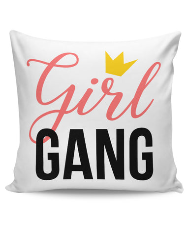 Girl Gang Cushion Cover