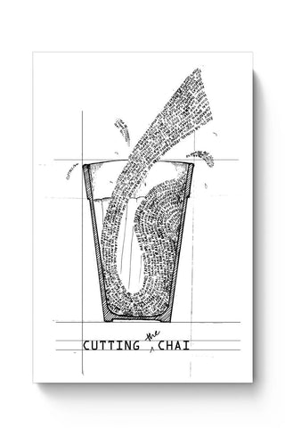 Buy Cutting Chai Poster