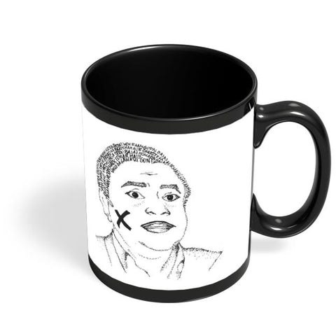 Teja Black Coffee Mug Online India