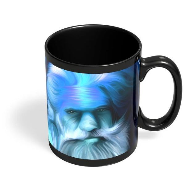 The Ascetic Black Coffee Mug Online India