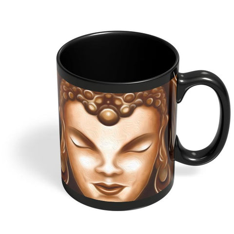 Gautam Black Coffee Mug Online India