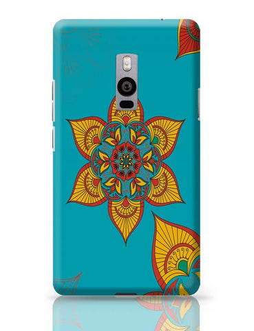 OnePlus Two Covers | Traditional Floral OnePlus Two Case Cover Online India