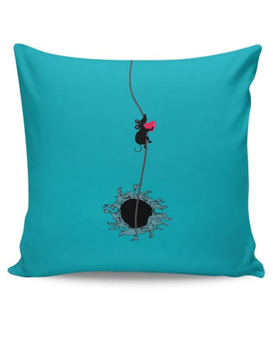 PosterGuy | Heart Stealer Cushion Cover Online India