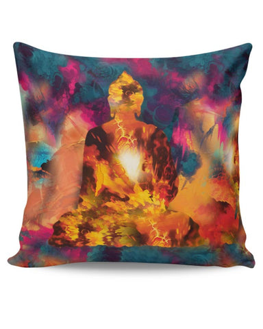 PosterGuy | The Buddha Cushion Cover Online India