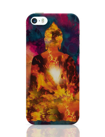 iPhone 5 / 5S Cases & Covers | The Buddha iPhone 5 / 5S Case Cover Online India