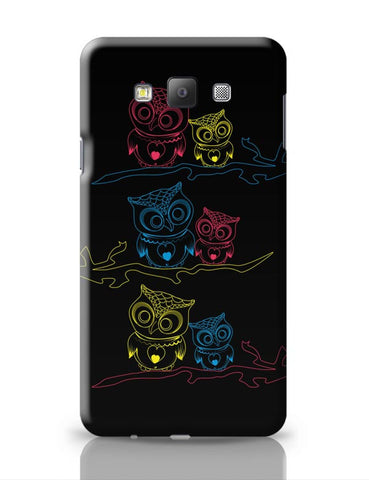 Owl Samsung Galaxy A7 Covers Cases Online India