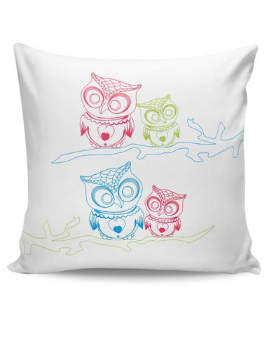 Owl Cushion Cover Online India