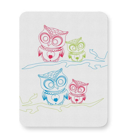 Owl Mousepad Online India