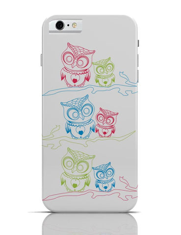 Owl iPhone 6 6S Covers Cases Online India