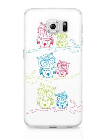 Owl Samsung Galaxy S6 Covers Cases Online India