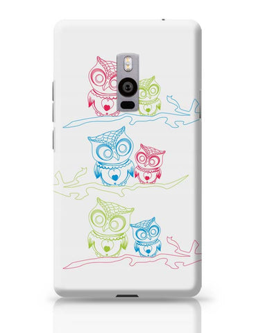 Owl OnePlus Two Covers Cases Online India