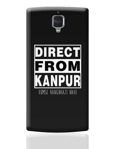 Direct from Kanpur OnePlus 3 Covers Cases Online India