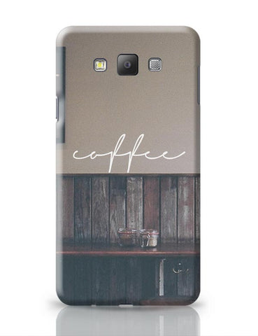 A Nostalgic Cup Of Coffee? Samsung Galaxy A7 Covers Cases Online India