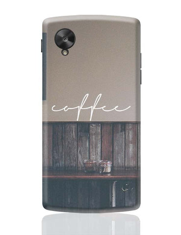 A Nostalgic Cup Of Coffee? Google Nexus 5 Covers Cases Online India