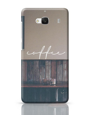 A Nostalgic Cup Of Coffee? Redmi 2 / Redmi 2 Prime Covers Cases Online India