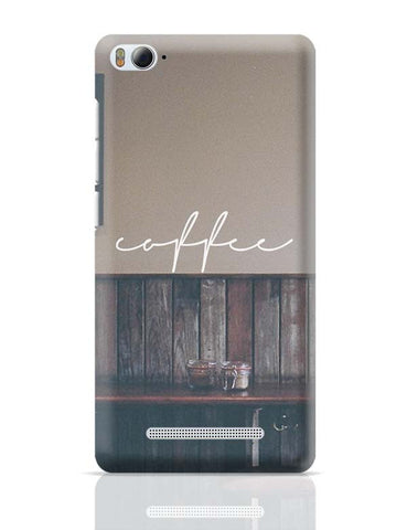 A Nostalgic Cup Of Coffee? Xiaomi Mi 4i Covers Cases Online India