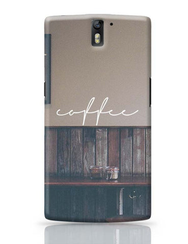 A Nostalgic Cup Of Coffee? OnePlus One Covers Cases Online India