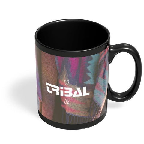 Go Tribal Black Coffee Mug Online India